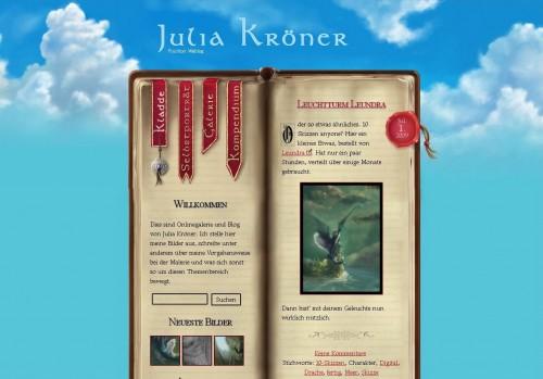 Julia Kröner