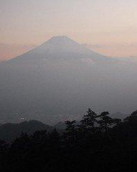 10月28日の富士山