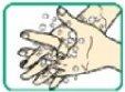 手洗い方法その5