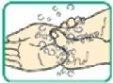 手洗い方法その9