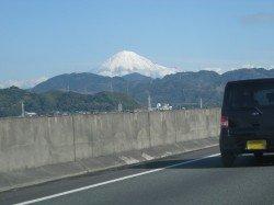富士山2009年11月20日