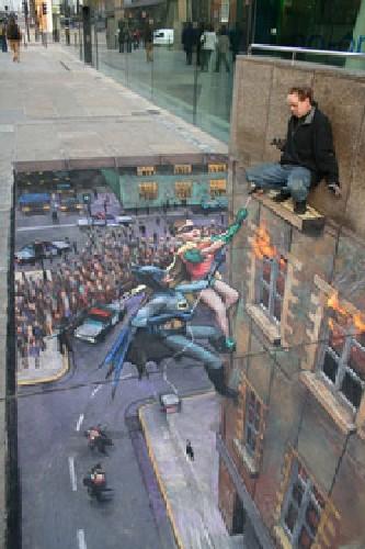 バットマン、助けて~!