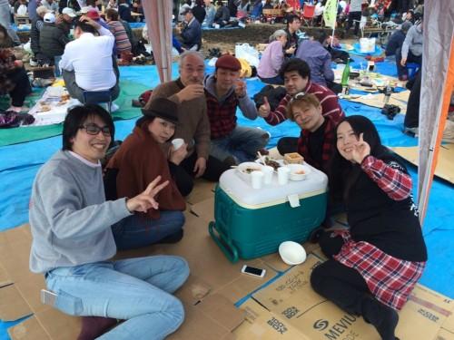 富士錦蔵開き2015年3月15日